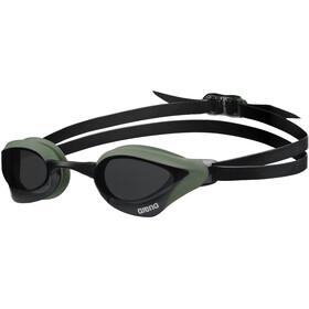 arena Cobra Core Swipe Beskyttelsesbriller, grøn/sort